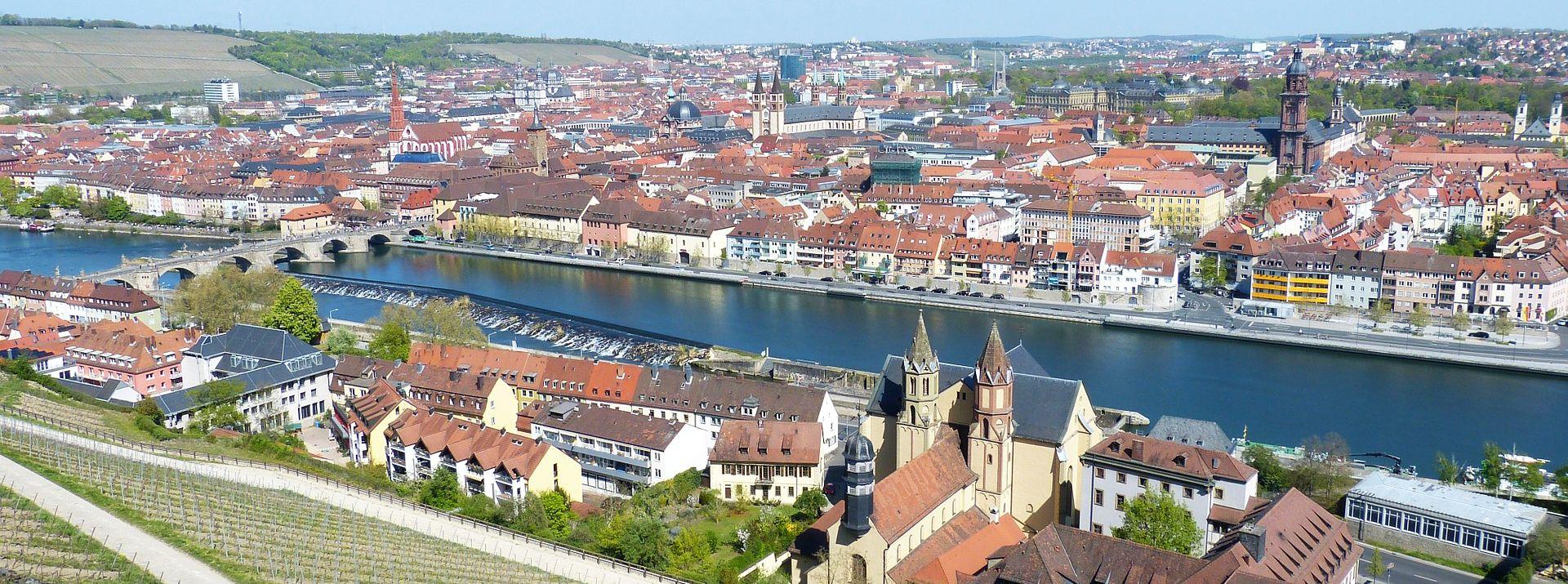 Konferenz in Würzburg